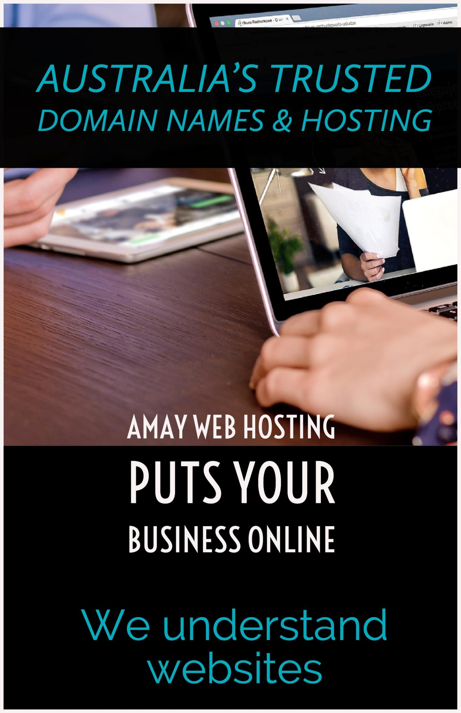Amay Web Hosting, Domains, Website hosting and more.
